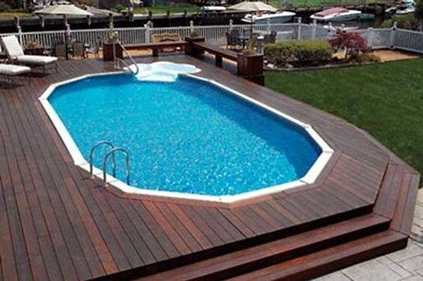 Atlas pools spas photo gallery for Pool and spa show charlotte nc