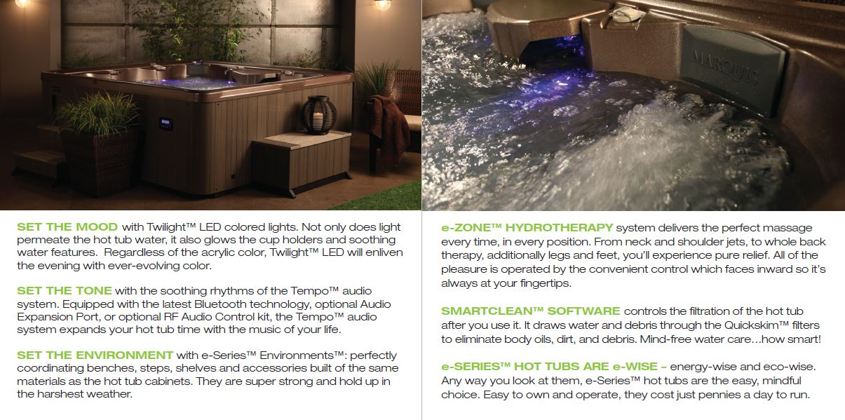 Atlas Spas & Hot Tubs by Marquis