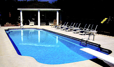 Atlas Fiberglass Pools & Spas