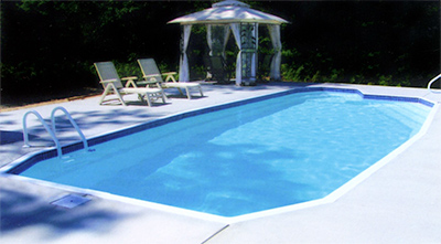 Fiberglass Pools by Atlas